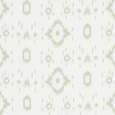 Sage Green Drapery and Upholstery Fabric by Schumacher