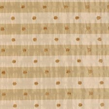 Natural/gold Drapery and Upholstery Fabric by Highland Court