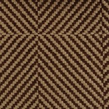 Chocolate Drapery and Upholstery Fabric by Highland Court
