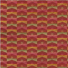 Burgundy/Red/Gold Modern Drapery and Upholstery Fabric by Kravet