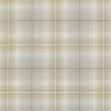 Latte Plaid Drapery and Upholstery Fabric by Highland Court