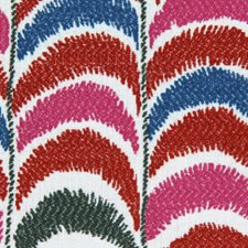 Carnivale Drapery and Upholstery Fabric by Robert Allen