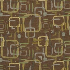 Yellow Drapery and Upholstery Fabric by Kravet