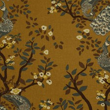 Camel Drapery and Upholstery Fabric by Robert Allen