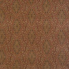 Berry Paisley Drapery and Upholstery Fabric by Lee Jofa