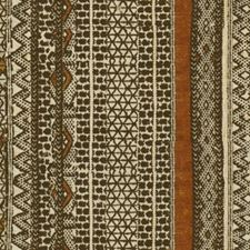 Sable Ethnic Drapery and Upholstery Fabric by Lee Jofa