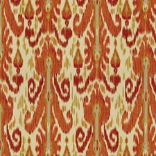 Clay Ikat Drapery and Upholstery Fabric by Lee Jofa