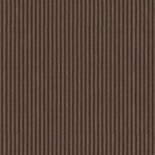 Choclate Stripes Drapery and Upholstery Fabric by Lee Jofa