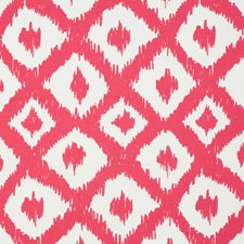 Flamingo Ikat Drapery and Upholstery Fabric by Lee Jofa