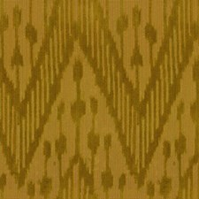 Gold Ikat Drapery and Upholstery Fabric by Lee Jofa