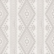 Grey Ethnic Drapery and Upholstery Fabric by Lee Jofa