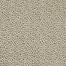 Grey Animal Skins Drapery and Upholstery Fabric by Lee Jofa