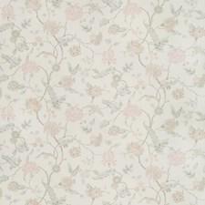 Petal/Stone Botanical Drapery and Upholstery Fabric by Lee Jofa