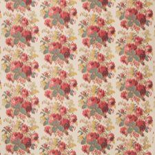 Rose Ikat Drapery and Upholstery Fabric by Lee Jofa