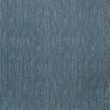 Indigo Stripes Drapery and Upholstery Fabric by Lee Jofa