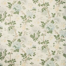 Inlet Botanical Drapery and Upholstery Fabric by Lee Jofa