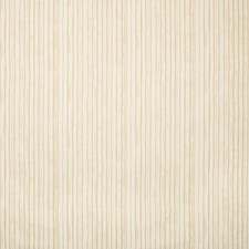 Cream Stripes Drapery and Upholstery Fabric by Lee Jofa