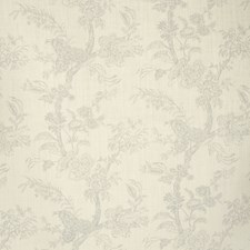 Sky Botanical Drapery and Upholstery Fabric by Lee Jofa
