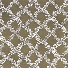 Green Botanical Drapery and Upholstery Fabric by Lee Jofa