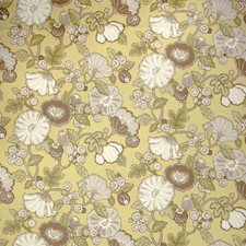 Sun Floral Drapery and Upholstery Fabric by Fabricut
