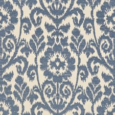 Aquamarine Drapery and Upholstery Fabric by RM Coco