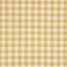 Beige/Light Green Plaid Drapery and Upholstery Fabric by Kravet