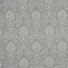 Silver Drapery and Upholstery Fabric by Robert Allen