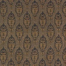 Lapis Paisley Drapery and Upholstery Fabric by Kravet