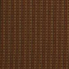 Beige/Brown/Burgundy Stripes Drapery and Upholstery Fabric by Kravet