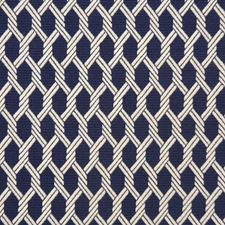 Marine Drapery and Upholstery Fabric by RM Coco