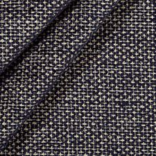 Navy Blazer Drapery and Upholstery Fabric by Robert Allen/Duralee