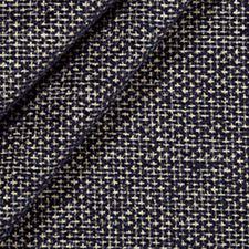 Navy Blazer Drapery and Upholstery Fabric by Robert Allen /Duralee