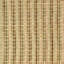 Citrine/Sky Check Drapery and Upholstery Fabric by Lee Jofa