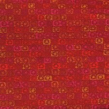 Burgundy/Red/Rust Small Scales Drapery and Upholstery Fabric by Kravet