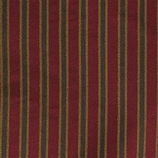 Burgundy/Red/Green Stripes Drapery and Upholstery Fabric by Kravet