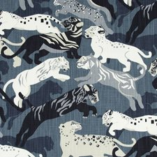 Midnight Drapery and Upholstery Fabric by Robert Allen