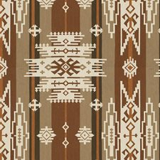 Moccasin Ikat Drapery and Upholstery Fabric by Kravet