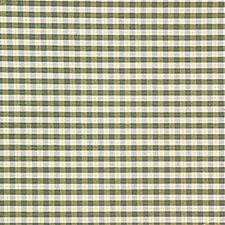 Beige/Green/Yellow Plaid Drapery and Upholstery Fabric by Kravet