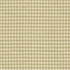 White/Brown Check Drapery and Upholstery Fabric by Kravet