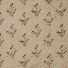 White/Purple/Green Silk Drapery and Upholstery Fabric by Kravet