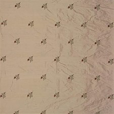 Beige/Pink/Green Solid W Drapery and Upholstery Fabric by Kravet
