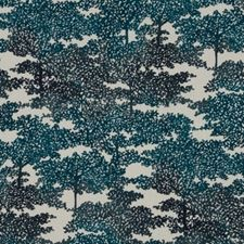 Peacock Drapery and Upholstery Fabric by Robert Allen