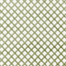 Green Tea Cut Velvet Drapery and Upholstery Fabric by Scalamandre