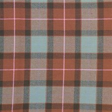 Brown/Blue/Pink Plaid Drapery and Upholstery Fabric by Kravet