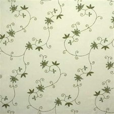 Beige/Green Drapery and Upholstery Fabric by Kravet