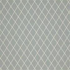 Robin's Egg Diamond Drapery and Upholstery Fabric by Kravet