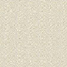Ivory/White Herringbone Drapery and Upholstery Fabric by Kravet