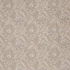 Hemp Jacobean Drapery and Upholstery Fabric by Fabricut