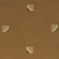 Brown Geometric Drapery and Upholstery Fabric by Fabricut