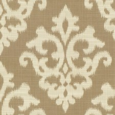 Shale Ethnic Drapery and Upholstery Fabric by Kravet